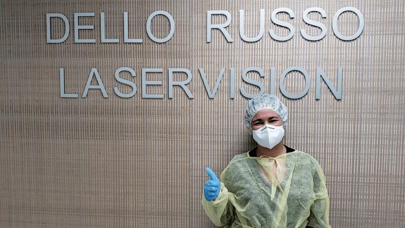 Dello Russo Laser Vesion